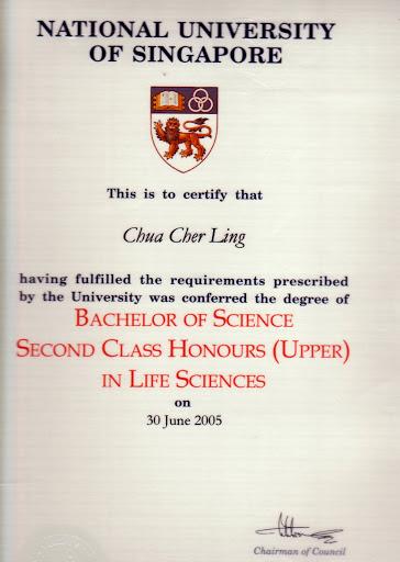 Serenechua-NUS-graduate