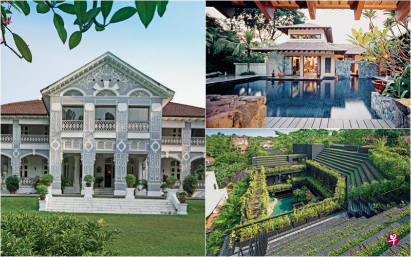 新加坡优质洋房区目前有39个