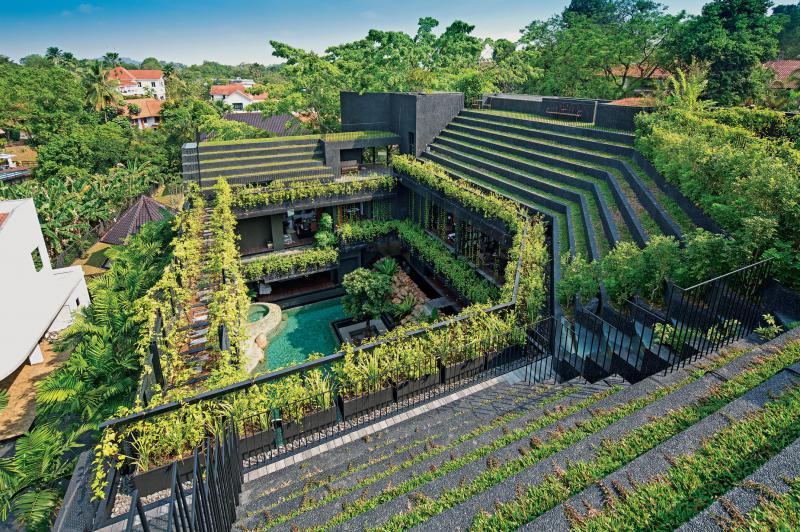 新加坡花园别墅 (2)